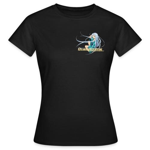 Tshirt OA v3 mascotte devant femme - T-shirt Femme
