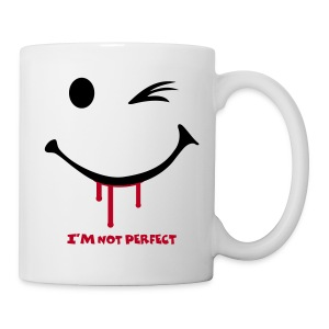 Tasse i'm not perfect + Killer - Tasse