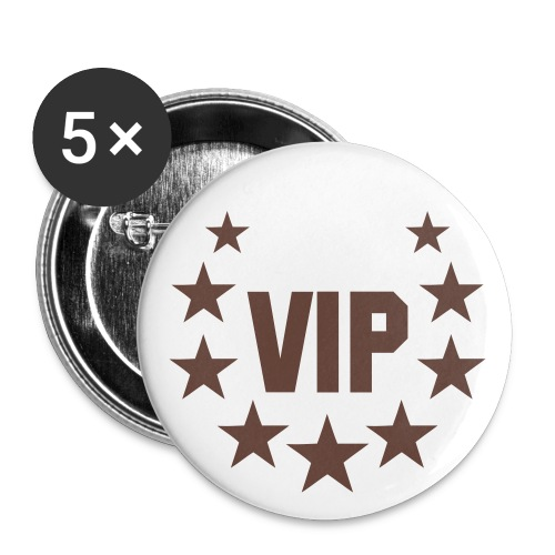 vip - Spilla media 32 mm