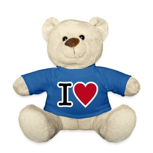 Teddy  I Love - Teddy