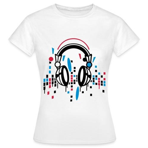 casque ! - T-shirt Femme