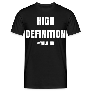#YOLOXCLUSIVE - Man Shirt - High Definition  - Männer T-Shirt