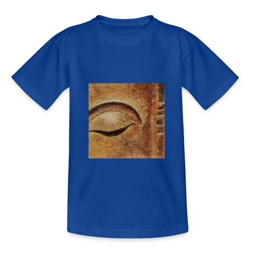 Kinder Shirt Buddhas Auge - Kinder T-Shirt