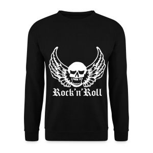 Pull homme rock'n'roll - Sweat-shirt Homme