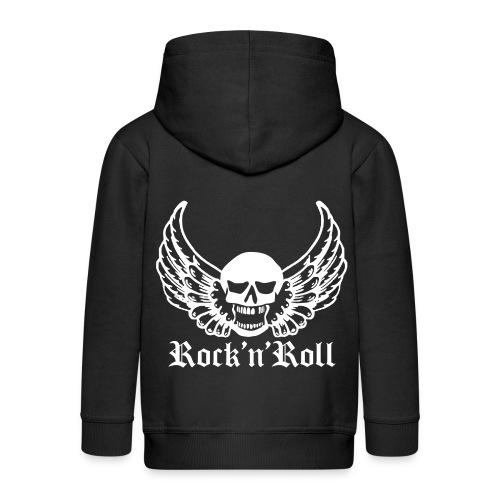 Veste à capuche enfant rock'n'roll - Veste à capuche Premium Enfant