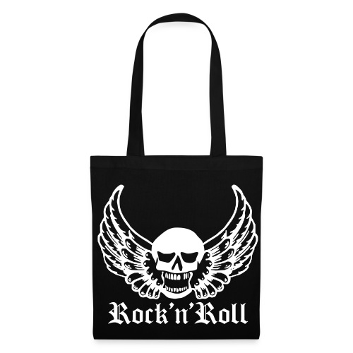 Sac rock'n'roll - Tote Bag