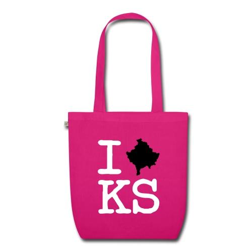 I LOVE KS - Handbag - Bio-Stoffbeutel