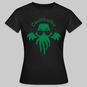 FTE1fg: Coolthulhu - Women's T-Shirt
