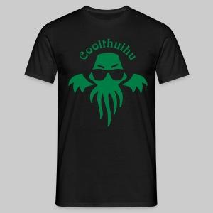 MTE1fg: Coolthulhu - Men's T-Shirt