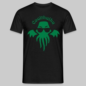 MTE1fg: Coolthulhu - Men's T-Shirt