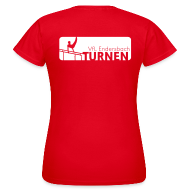 T-Shirts ~ Frauen T-Shirt ~ VfL Turnerin Emblem