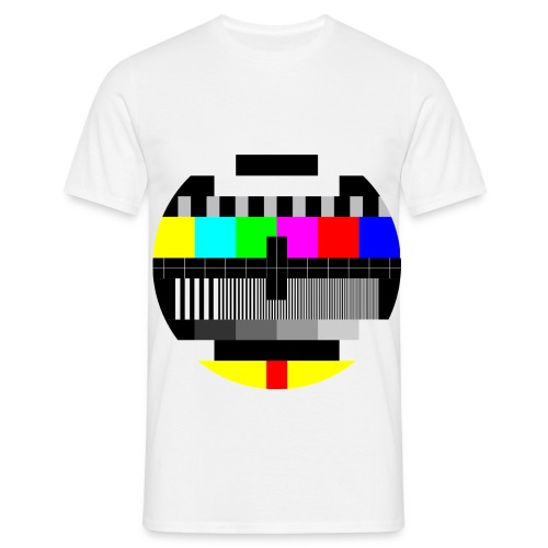 Error [Mannen] - Mannen T-shirt