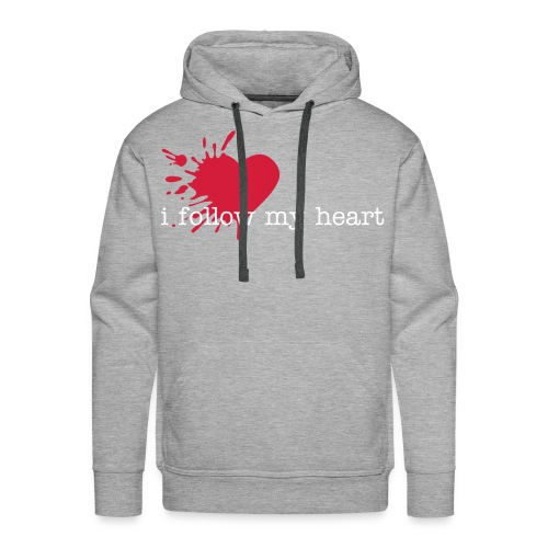 sweater; music is my life. - Mannen Premium hoodie