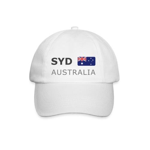 Base-Cap SYD AUSTRALIA dark-lettered - Baseball Cap