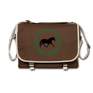 Connemara Pony Shoulder Bag - Shoulder Bag