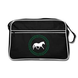 Connemara Pony Retro College Bag - Retro Bag