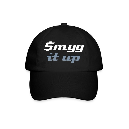 $myg it up Cap By $mygen - Baseballcap