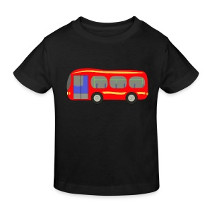 Bus - Kids' Organic T-shirt