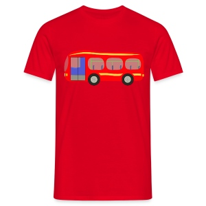Bus - Men's T-Shirt