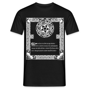 Maaw - Man (T-shirt color : Black only) - Men's T-Shirt