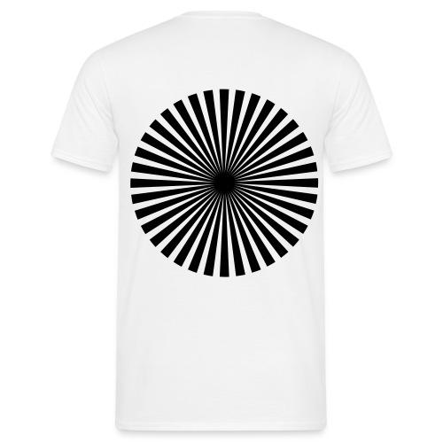 Mire de tirage - T-shirt Homme