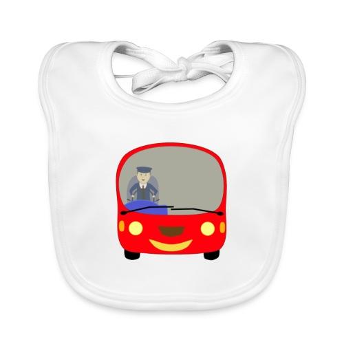 Bus 2 - Baby Organic Bib