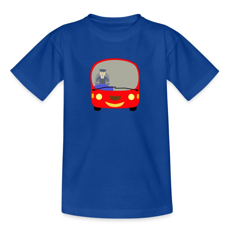 Bus 2 - Kids' T-Shirt