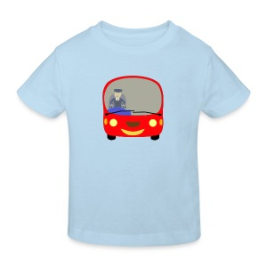Bus 2 - Kids' Organic T-shirt