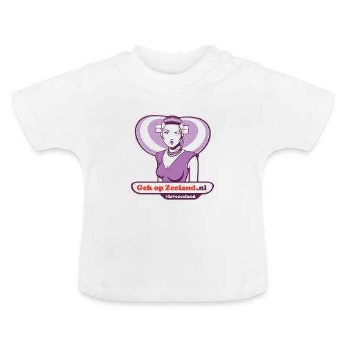 Speciael vo Zeeuwse broekepoepers. #lovezeeland - Baby T-shirt