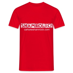 Shambolic! - tshirt red - Men's T-Shirt