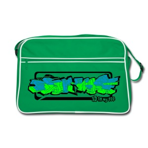 Grafitti - Retro Tasche
