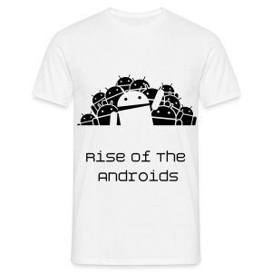 Rise Of The Androids T-Shirt - Men's T-Shirt