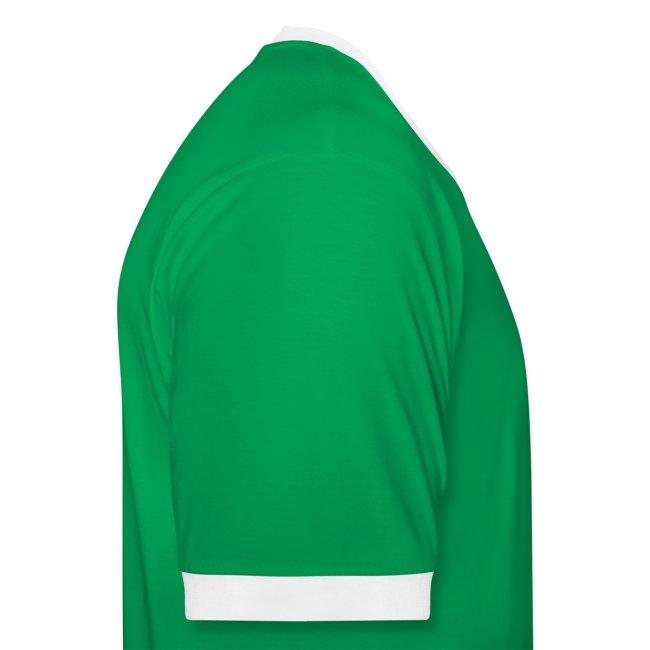 Shambolic! - tshirt green/white