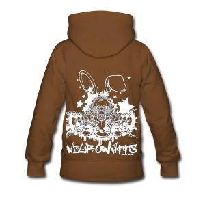 Femme - Sweat-shirt à capuche Premium pour femmes