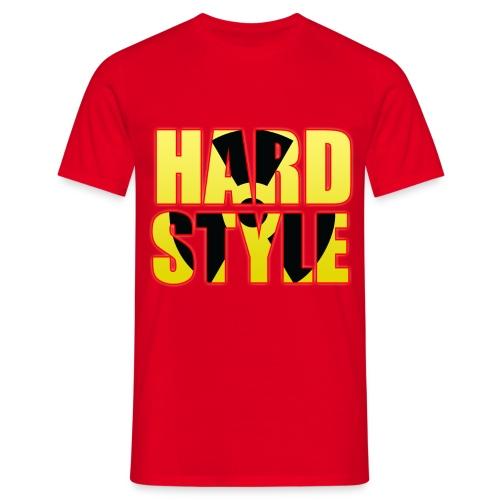 Hard Style T Shirt - Men's T-Shirt
