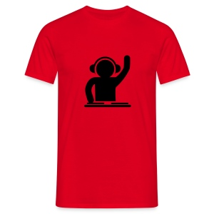 DJ T Shirt - Men's T-Shirt