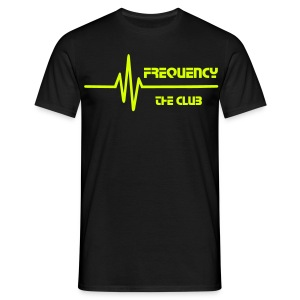 Frequency 1. (Fan-Shirt) - Männer T-Shirt
