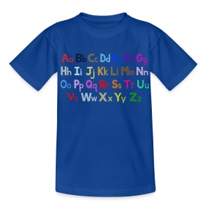 Alphabet 2 - Kids' T-Shirt