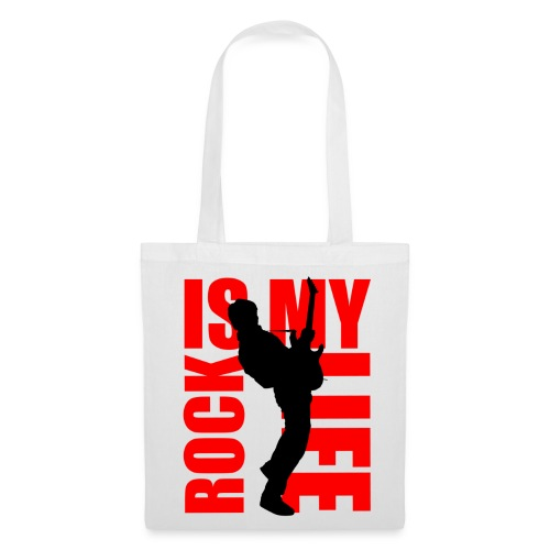 Sac rock is my life - Tote Bag