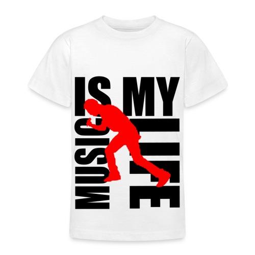 T shirt ado music is my life - T-shirt Ado