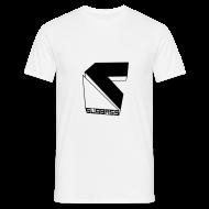 T-Shirts ~ Männer T-Shirt ~ SUBBASS SHIRT Flockdruck