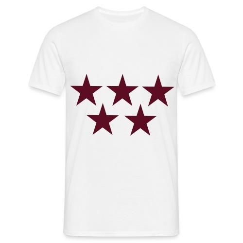 Star tee - T-shirt herr