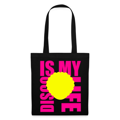 Sac disco is my life - Tote Bag
