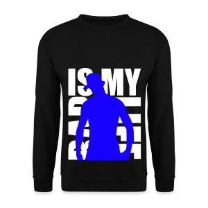 Pull homme rap is my life - Sweat-shirt Homme