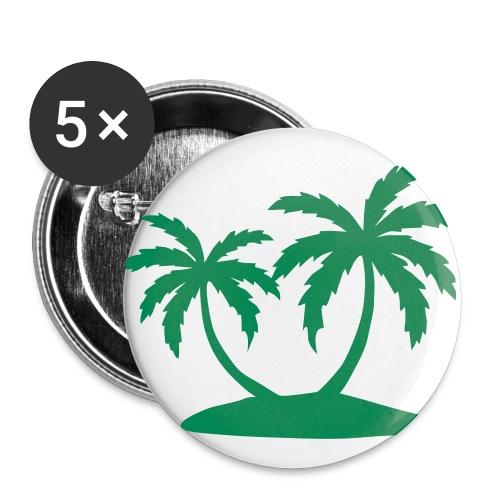 palm button  - Buttons medium 32 mm