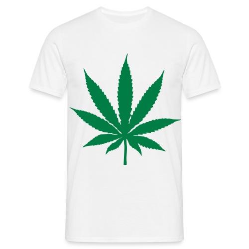 T-shirt cannabis homme  - T-shirt Homme