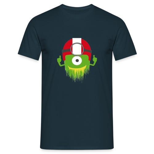 Monster-T-Shirt - Männer T-Shirt