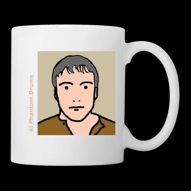 Phantom Al Mug