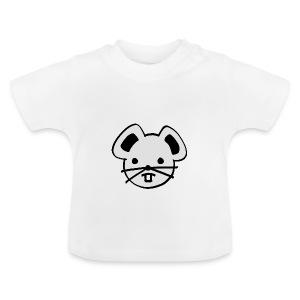 Baby t-shirt Muis - Baby T-shirt
