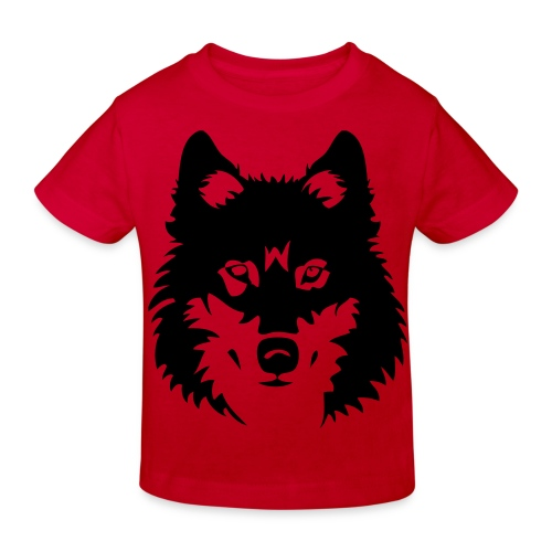 WOLF - Camiseta ecológica niño